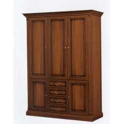 Шкаф 3-х дверный Набукко (1,47)СКАЙ