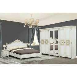 Спальня АМАНДА Скай (комплект с 6-и дв. шкафом)