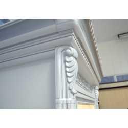 Витрина 3-х дверная вариант №1 Тоскана НОВА Скай