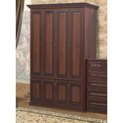 Шкаф четырехдверный TERRA Скай