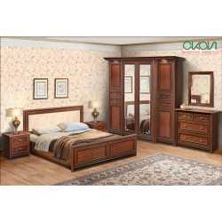 Комплект спальной мебели МАРГО СКАЙ