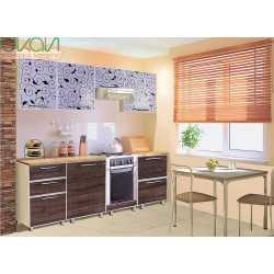 """Кухня """"Смак М-1"""" 2,40м Скай"""