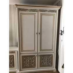 """Шкаф 2-х дверный """"ТОСКАНА"""" СКАЙ"""