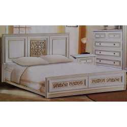 """Кровать 2-х спальная (1,60) """"ТОСКАНА"""" СКАЙ"""