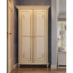 Шкаф 2-х дверный ПРИНЦЕССА Скай