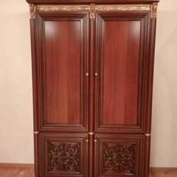Витрина 1-о дверная вариант №1 Тоскана НОВА Скай